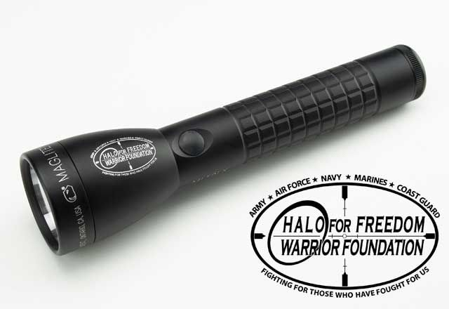 Maglite ML50LX™ 2-Cell C LED Flashlight-HALO