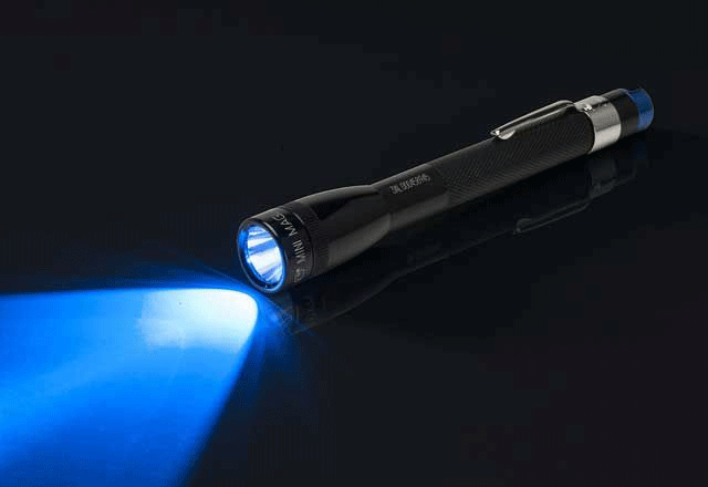 Mini Maglite AAA LED Spectrum Series Blue
