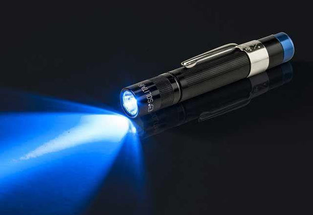 Maglite Solitaire LED Spectrum Series Blue