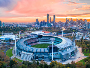 MCG Sunset - Jigsaw Puzzle