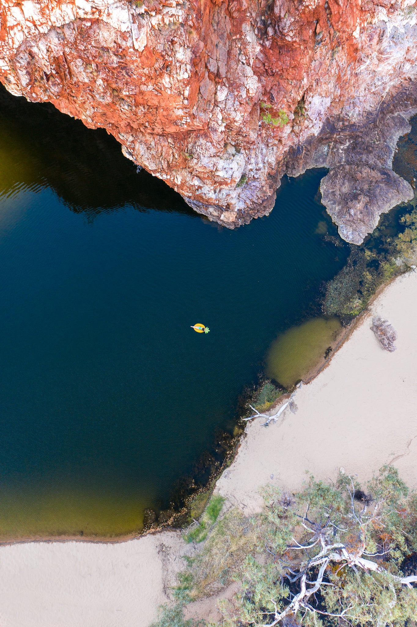 Float - Ormiston Gorge