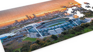 Melbourne City - Jigsaw Puzzle