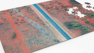 Red Centre Way - Jigsaw Puzzle