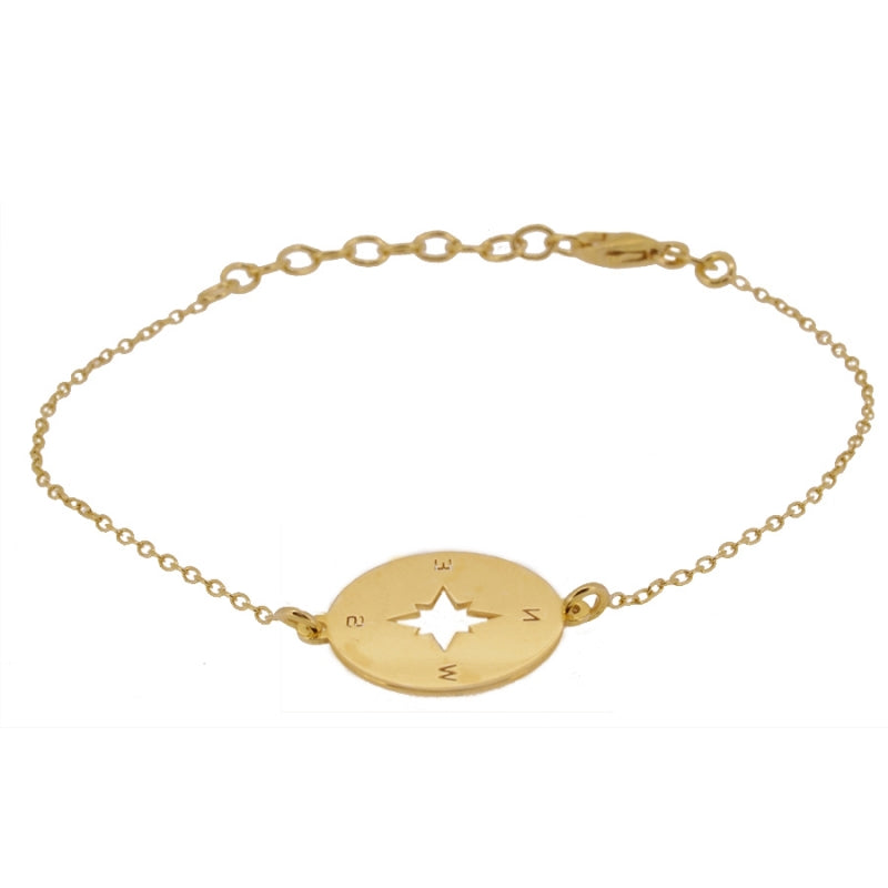 PULSERA DESTIN GOLD