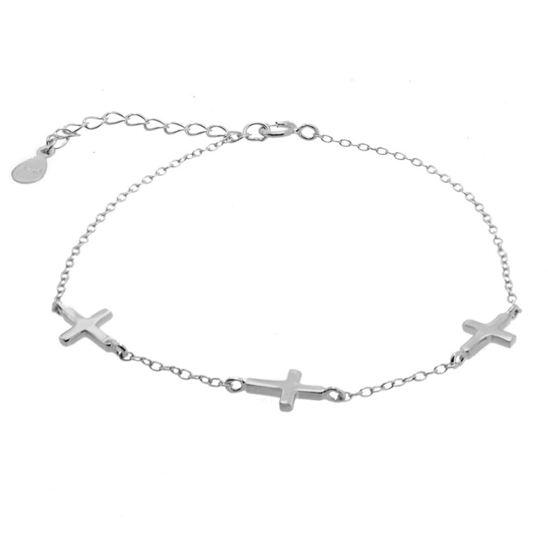PULSERA PRAYER SILVER
