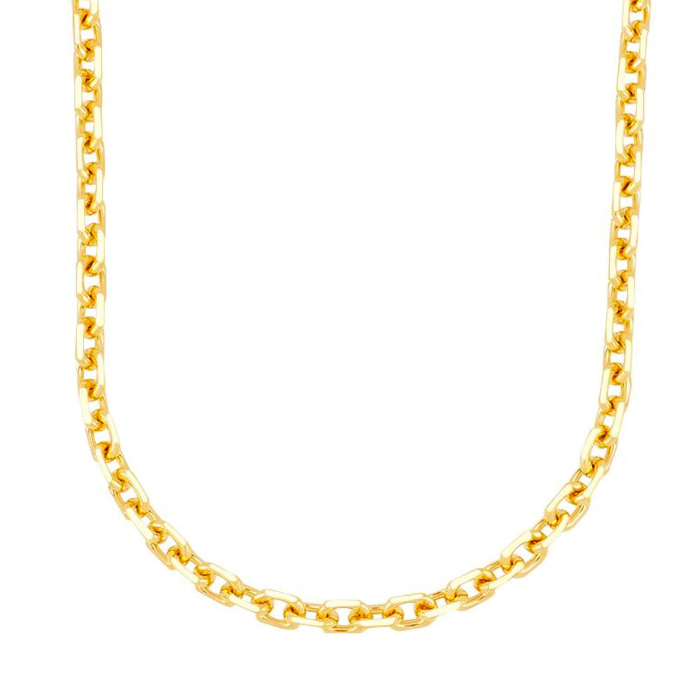 COLLAR CAYA GOLD