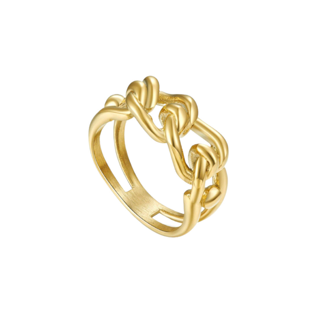 ANILLO FERRATE GOLD