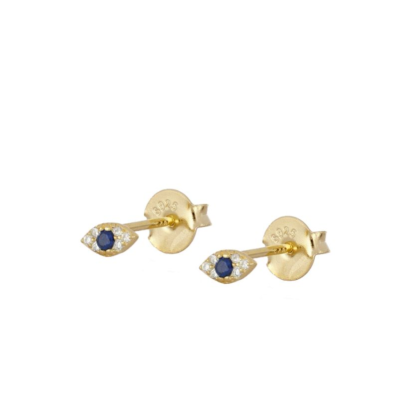PENDIENTES MINI THORA GOLD