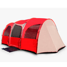 Load image into Gallery viewer, 10 Person Tent for Camping, Red or Blue