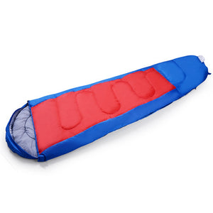 Cozy Sleeping Bag, Assorted Color Combinations
