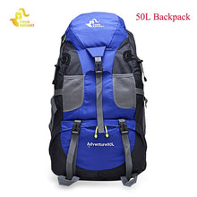 Load image into Gallery viewer, Free Knight 60L Waterproof Climbing Hiking Backpack Rain Cover Bag 50L Camping Mountaineering Backpack Sport Outdoor Bike Bag