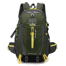 Load image into Gallery viewer, 40L Waterproof Tactical Backpack Hiking Bag Cycling Climbing Rucksack Laptop Backpack Travel Outdoor Bag Men Women Sports Bag