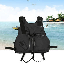 Load image into Gallery viewer, Fishing Vest Outdoor Nylon Life Jacket Breathable Sport Fishing Men Vest Daiwa Clothing Safety Waistcoat Survival Utility Vests