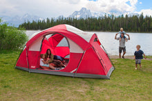Load image into Gallery viewer, Coleman Cimmaron 8-Person Modified Dome Tent