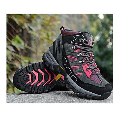 Mountaineer Shoes, Snow Boots Sneakers Women's Anti-Slip Anti-Shake/Damping Cushioning/Ventilation/Waterproof /Breathable
