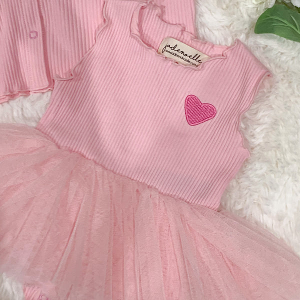 Sweet Love Romper