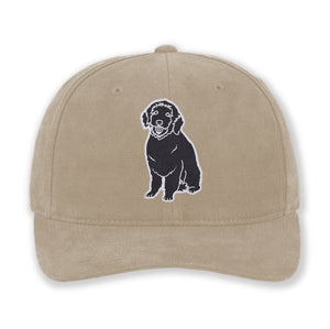 Plain Dog - Custom Embroidered Cotton Hat