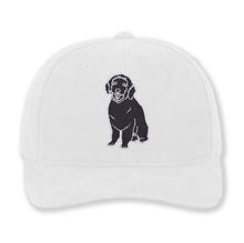 Load image into Gallery viewer, Plain Dog - Custom Embroidered Cotton Hat