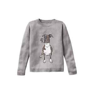 Plain Dog - Custom Knitted Sweater