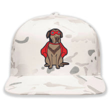 Load image into Gallery viewer, Super Dog - Custom Embroidered Camo Hat