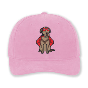 Super Dog - Custom Embroidered Cotton Hat