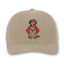 Load image into Gallery viewer, Super Dog - Custom Embroidered Cotton Hat