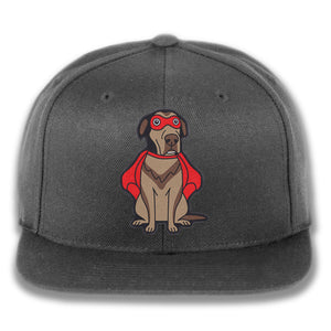Super Dog - Custom Embroidered Snapback Hat