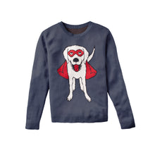 Load image into Gallery viewer, Super Dog - Custom Knitted Sweater