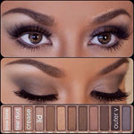 Naked Eye Shadow Makeup