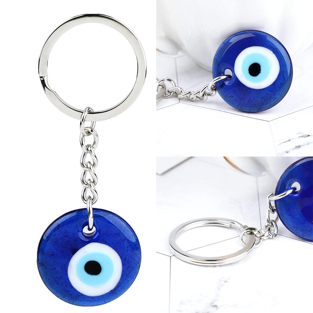 Turkish Eyecharm Keyring