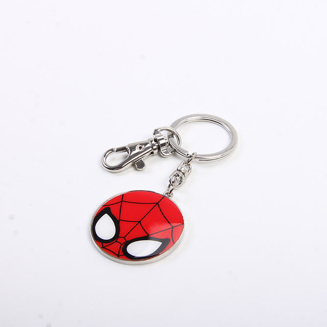 Winnie pooh Key Ring Gift Drive Keychain For Women Girls Bag Figure Charms  parts Key Wallets