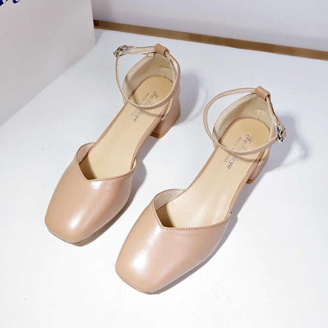 2019 Zapatos Mujer Women Pumps