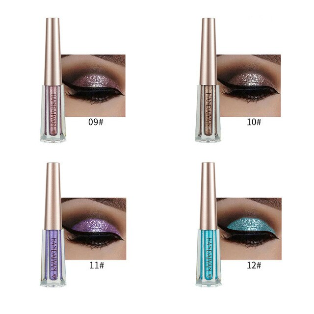 metal pearl liquid eyeshadow