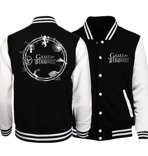 Games Of Thrones Mens Jacket