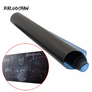 Black board removable sticker
