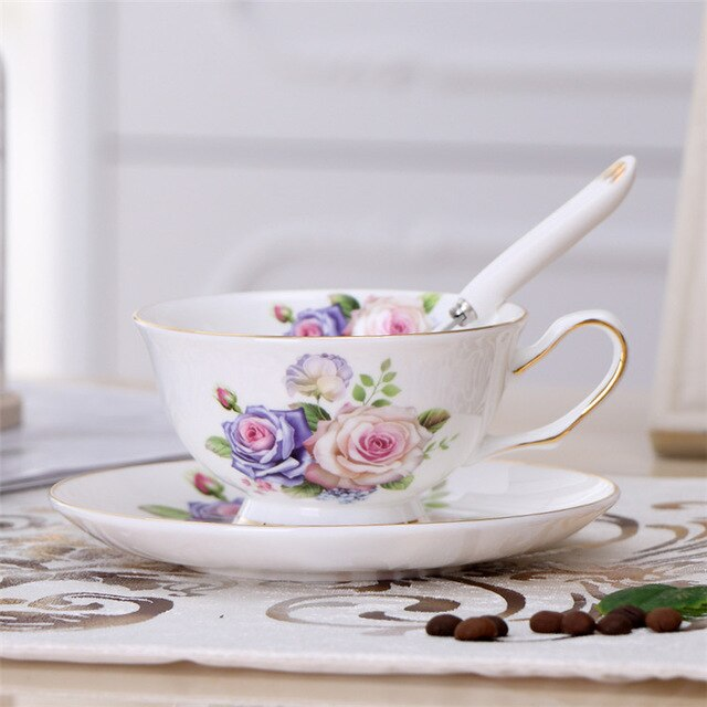 Sophisticated Teacup