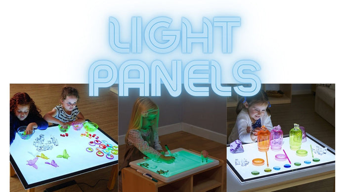 Light Panels - A Fun & Creative Way Of Learning