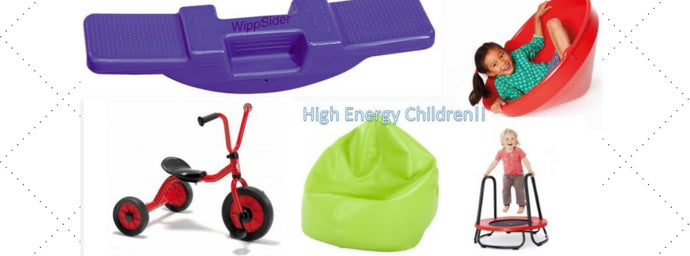 5 Products for High Energy Children