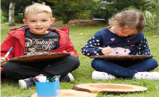 Outdoor Maths Literacy & Communication