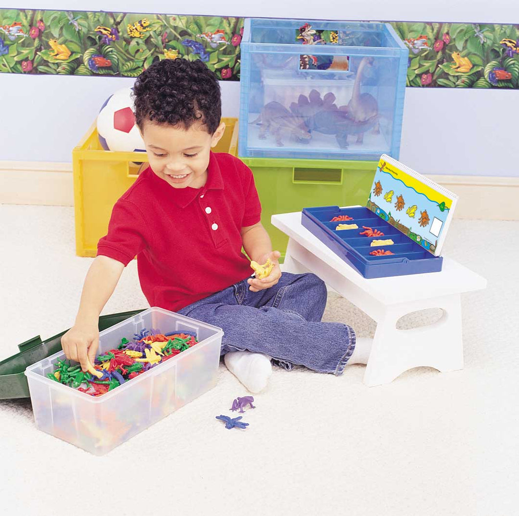 Let's Tackle Math- Counting and Sorting Set