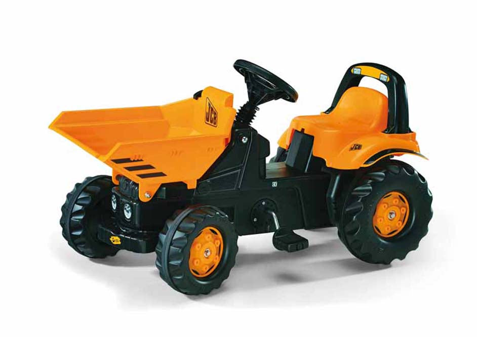 rolly kid jcb dumper