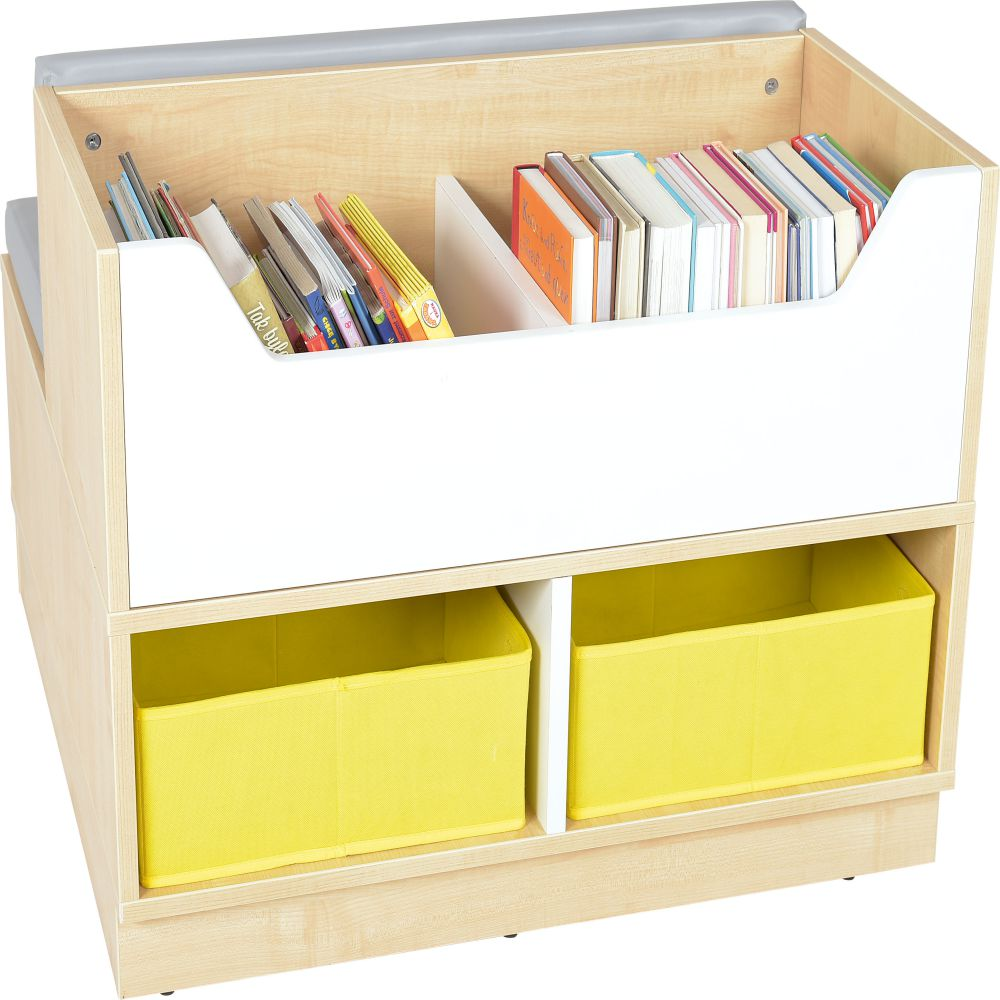 Quadro - library with seat