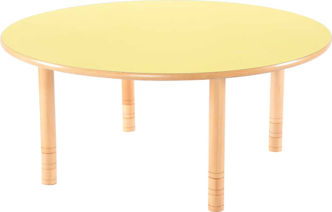 Flexi Round Table - 64-76cm - All Colours