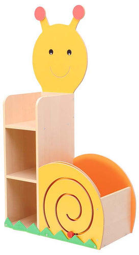 Small Snail Book Storage Bookcase - EASE
