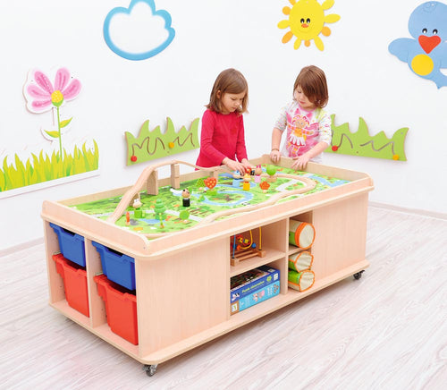 Play Table with Storage