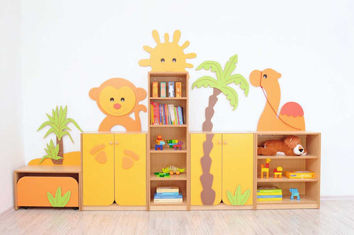 Safari Furniture Set