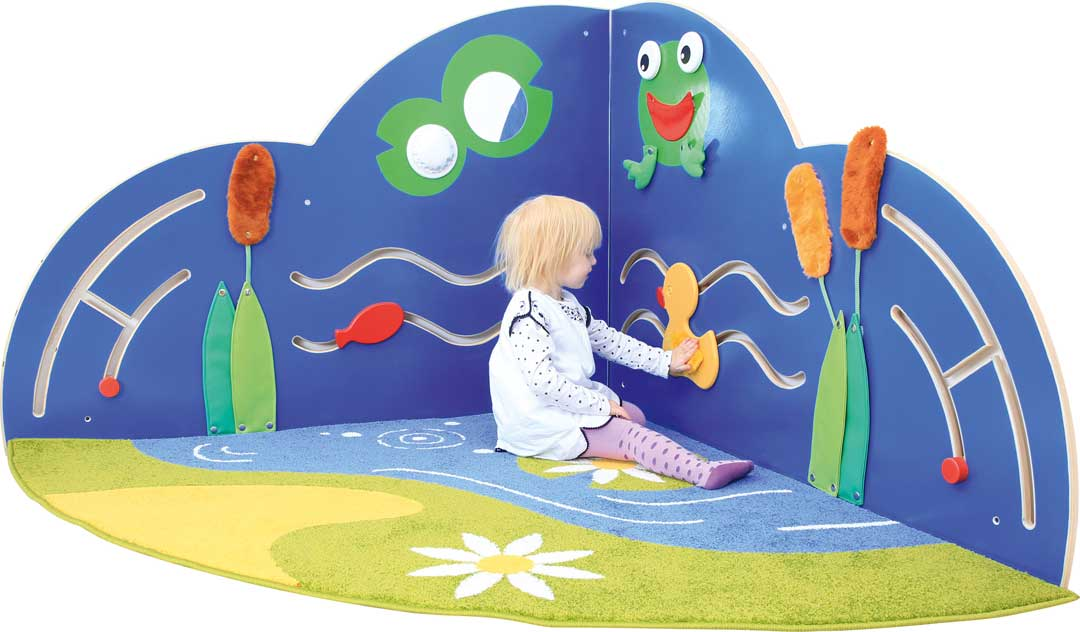 Special Two piece Manipulative Corner & Carpet
