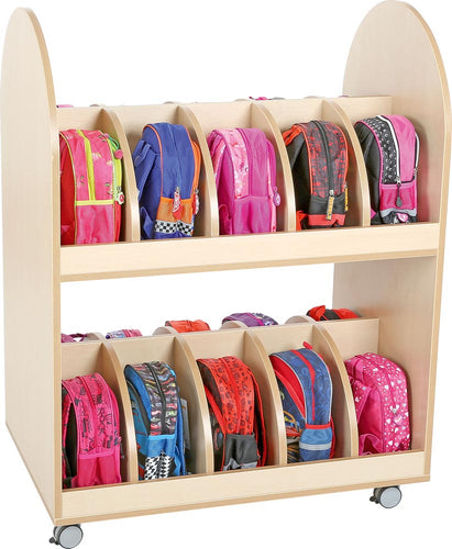 Flexi Cabinet for Backpacks - Small