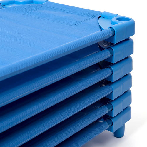 Stacking Plastic Rest Bed
