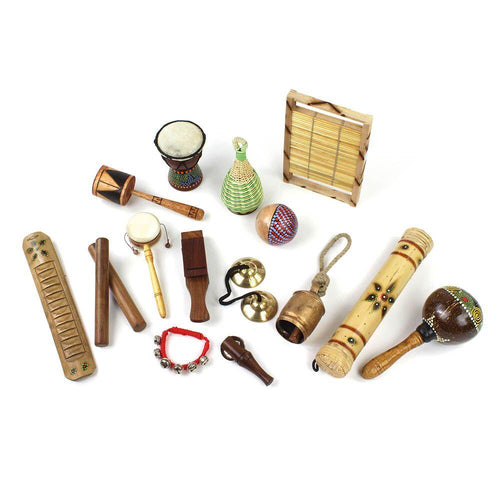 Beginners Multicultural Instruments Pack